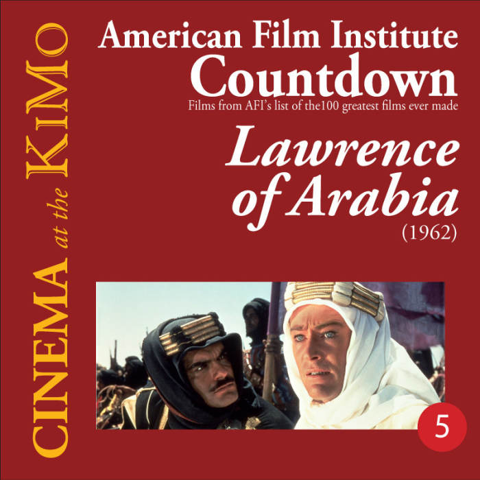 Lawrence of Arabia (1962)