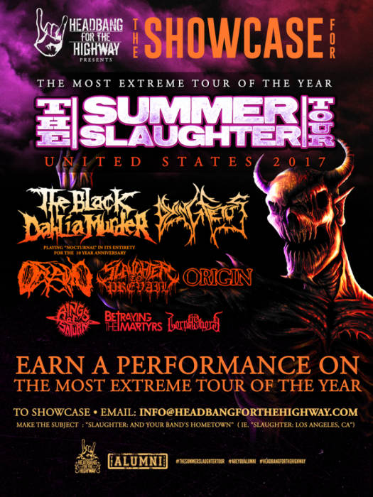 Battle for Summer Slaughter