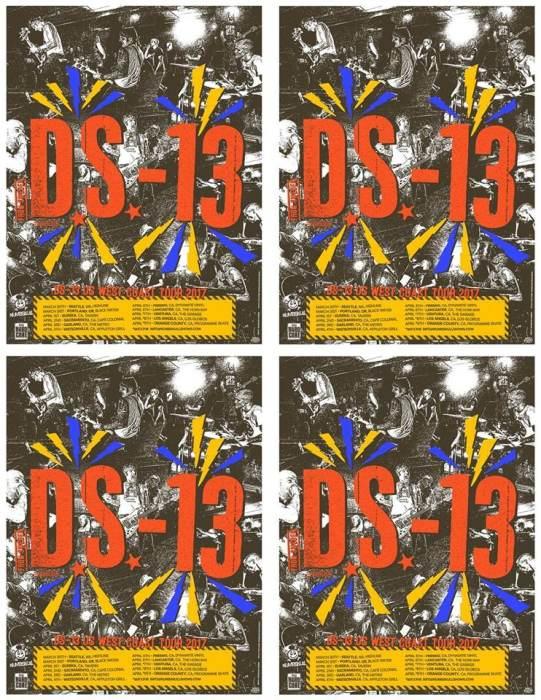 DS-13, Connoisseur, CLASSHOLE, Cliterati
