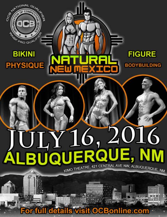 OCB Natural New Mexico: Combo (both shows 11:00am & 3:30pm)