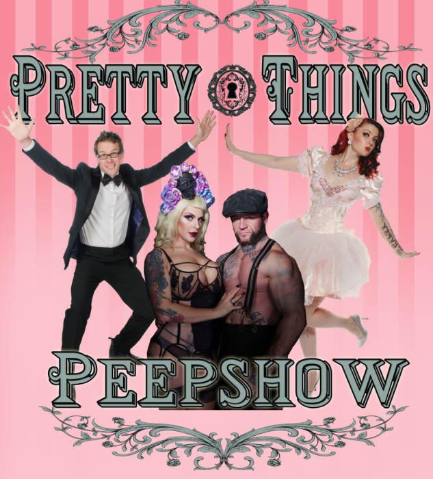 Pretty Things Peepshow