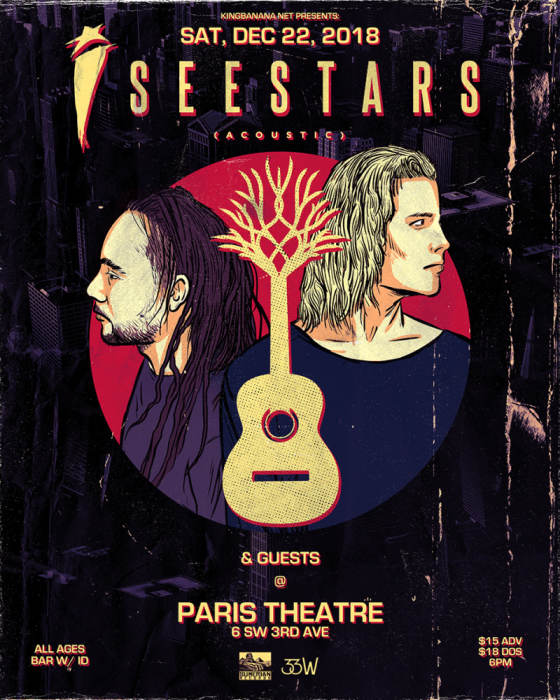 I SEE STARS (ACOUSTIC)