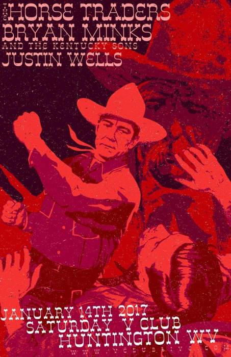 The Horse Traders / Bryan Minks And The Kentucky Sons / Justin Wells