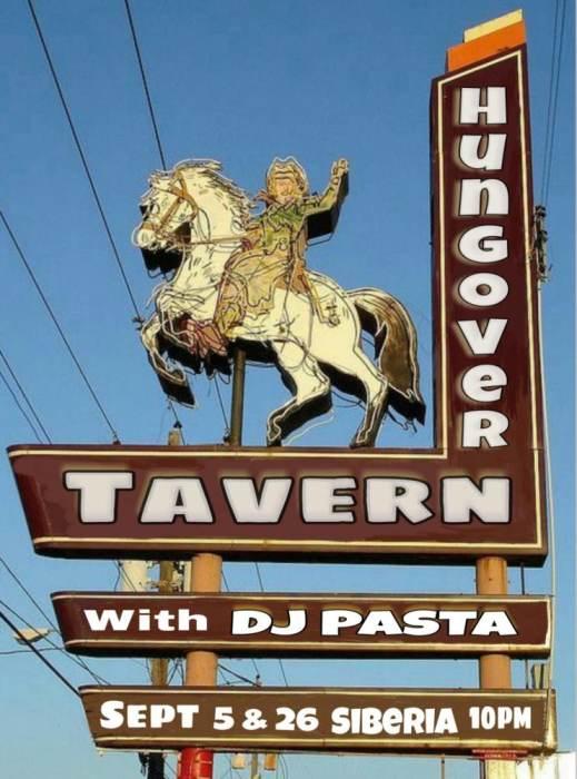 DJ Pasta: Hangover Tavern