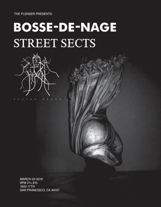 Bosse-de-Nage, Street Sects, Sutekh Hexen
