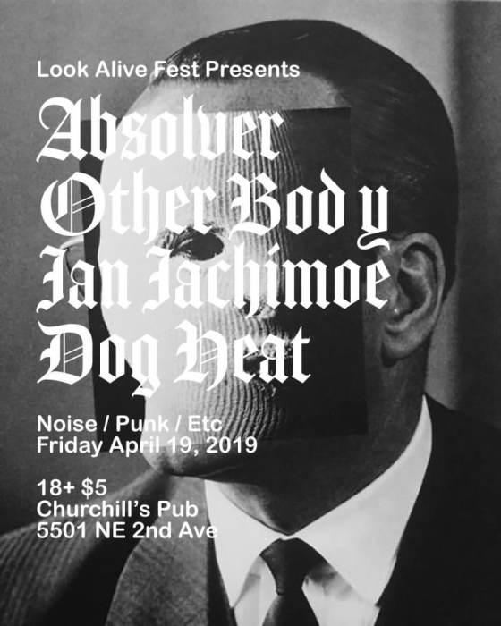 Ian Iachimoe, Absolver, Other Body, Dog Heat
