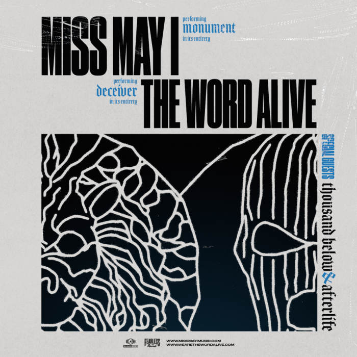 Miss May I & The Word Alive