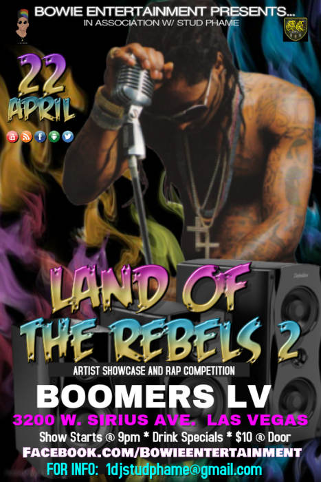 Land of the Rebels 2