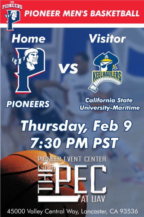 UNIVERSITY OF ANTELOPE VALLEY vs CALIFORNIA STATE UNIVERISITY-MARITIME