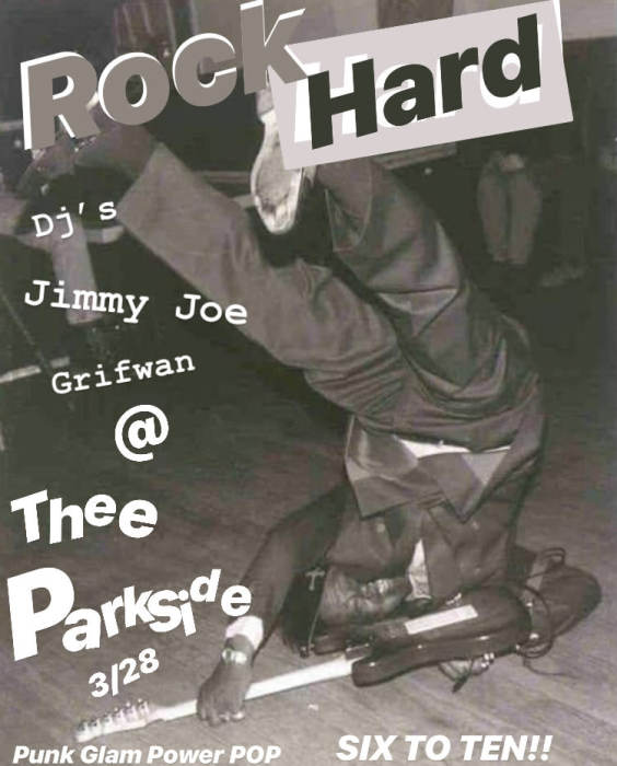 Happy Hour w/ DJs Jimmy Joe, Grifwan