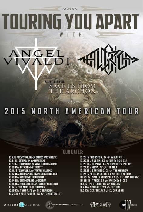 THE ALGORITHM // ANGEL VIVALDI