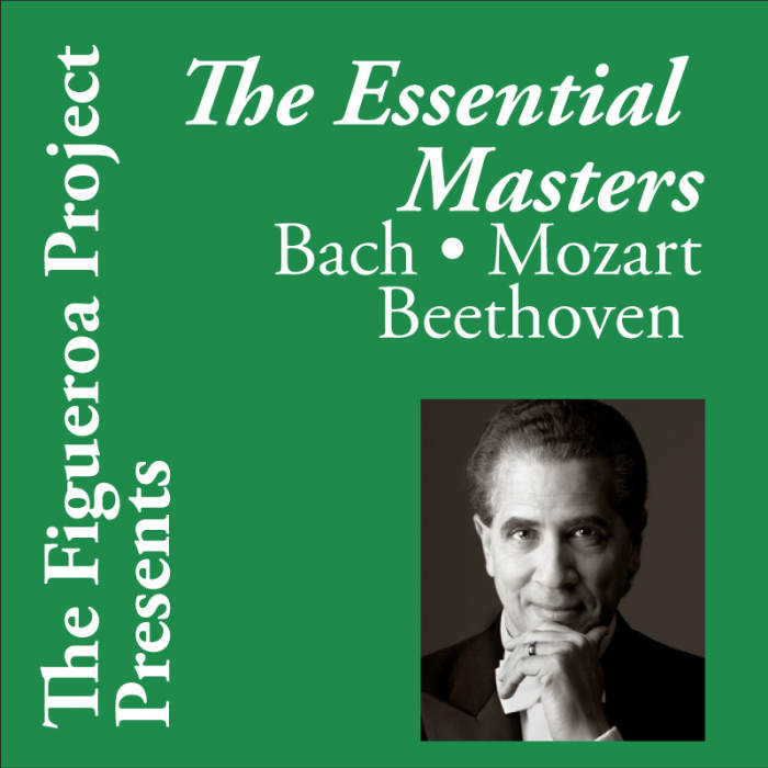 Project the essential masters bach mozart beethoven at kimo theatre