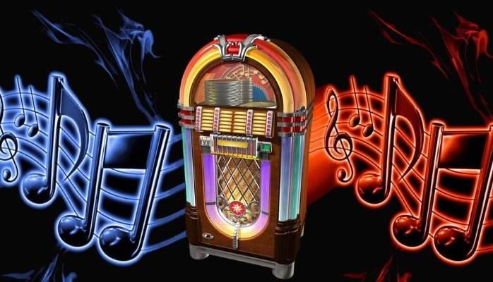 Jukebox Friday!