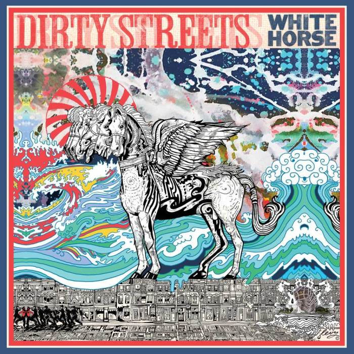 """Dirty Streets """"White Horse"""" Album Release Show w/ Jack Oblivian"""