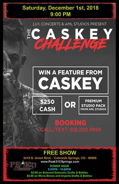 The Caskey Challenge