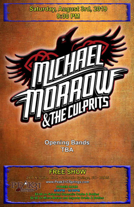 Michael Morrow and The Culprits