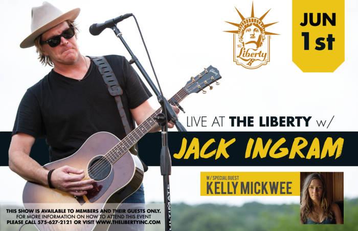 Jack Ingram & Kelley Mickwee