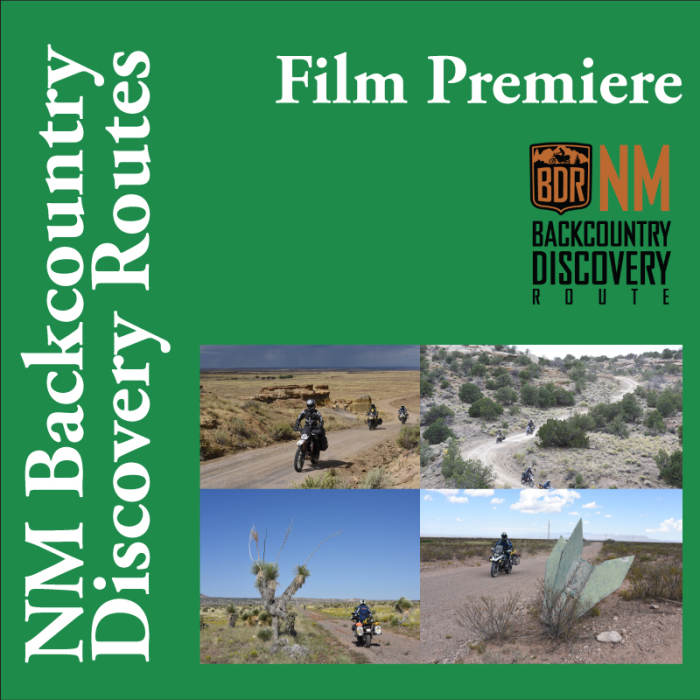 New Mexico Backcountry Discovery Routes
