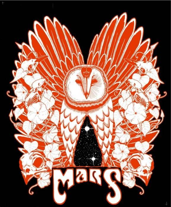 MARS | DELISH DA GODDESS | Que Hefner | Torture Garden