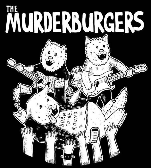 The Murderburgers & Get Married