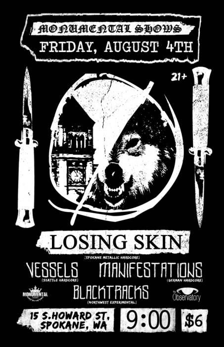 Losing Skin