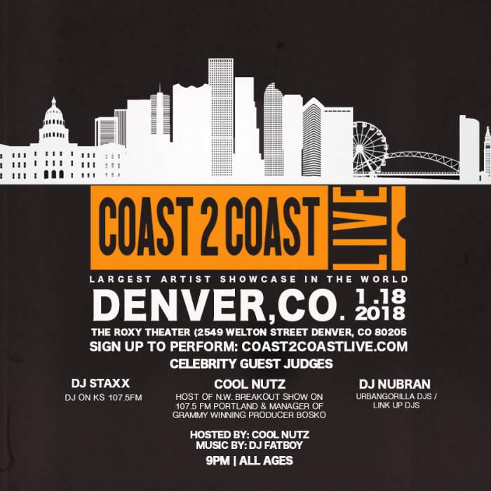 Coast to Coast Live