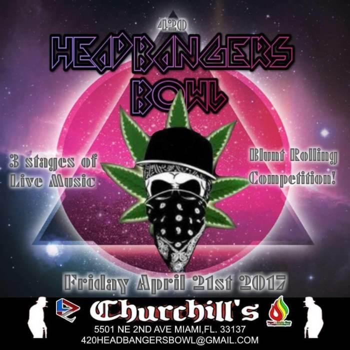 420 Headbanger