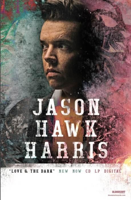 Jason Hawk Harris