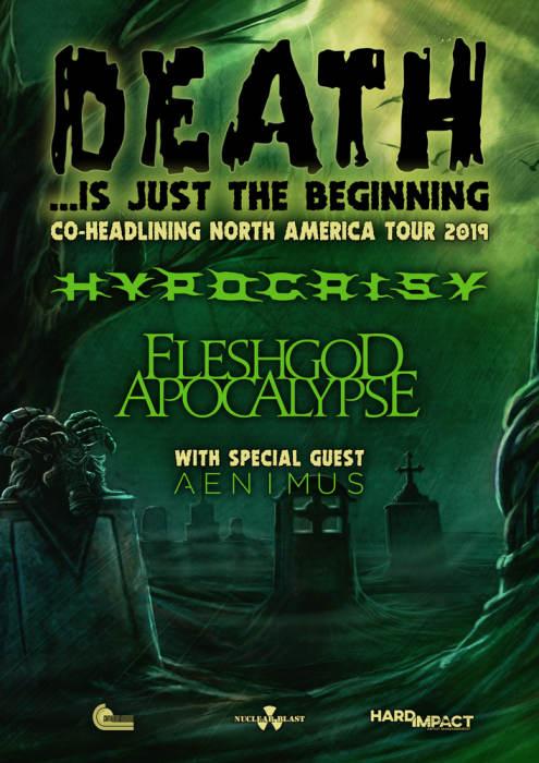 Hypocrisy & Fleshgod Apocalypse