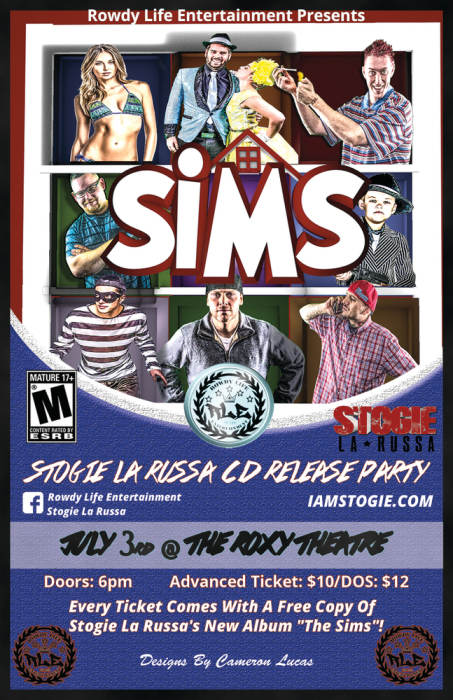 Stogie La Russa CD Release Party