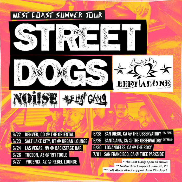 Street Dogs, Left Alone, The Last Gang