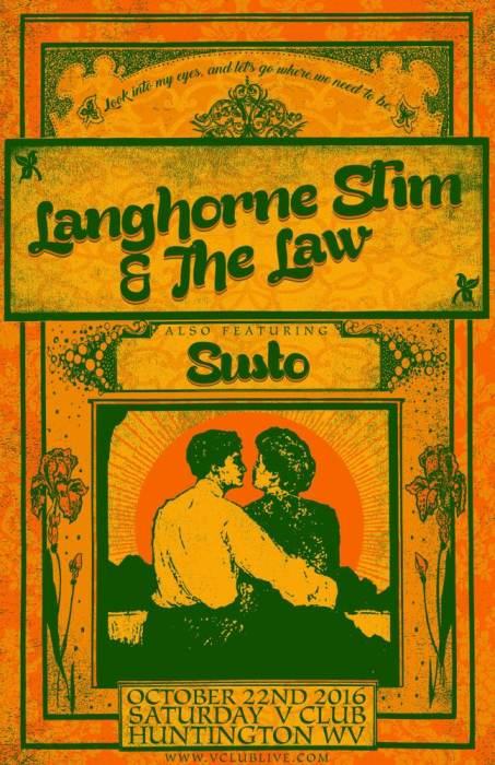 Langhorne Slim & The Law / Susto