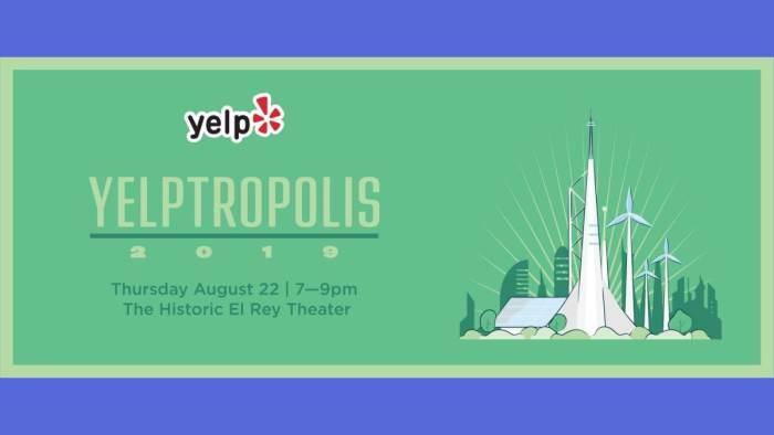 Yelptropolis 2019