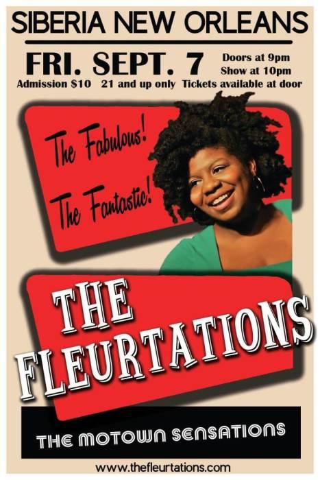 The Fleurtations