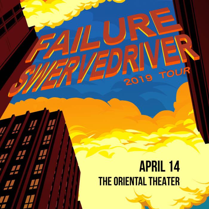 Failure & Swervedriver