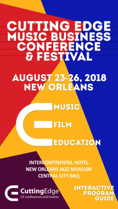 Cutting Edge Music Conference Showcase: Emily Hackett, Emily MacKenzie, The Mother Vibe, The Wolves Of Chernobyl, Felix Koopa