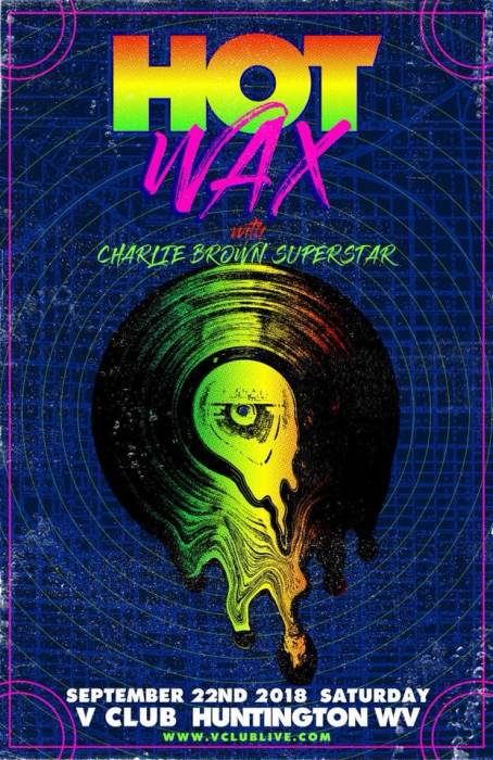 Hot Wax a night of Motown with Charlie Brown Superstar