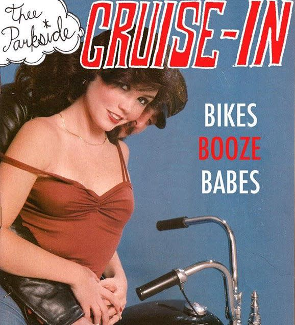 Cruise-In: Bikes, Booze, Babes