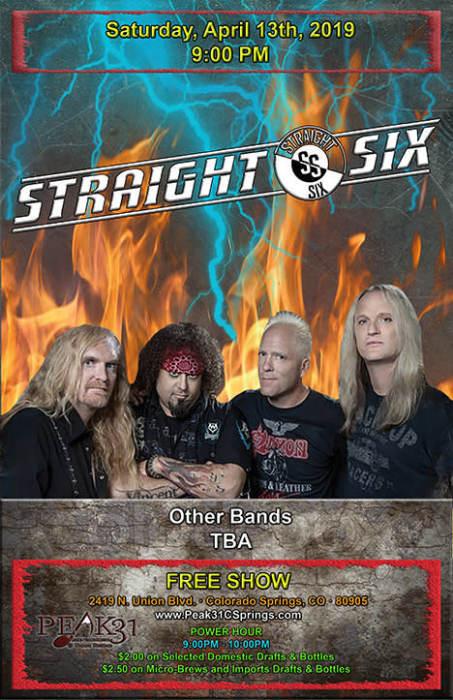 Straight Six / TBA