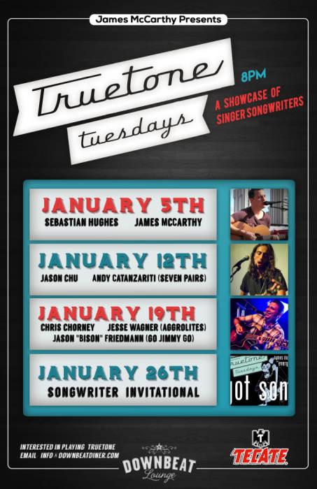 Local Showcase - True Tone Tuesdays