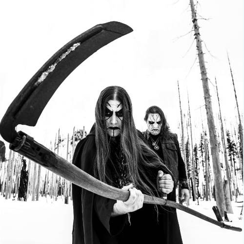 INQUISITION | Black Anvil | Six Pack | Grave Ritual