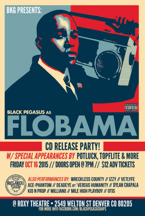 Flobama CD Release Party