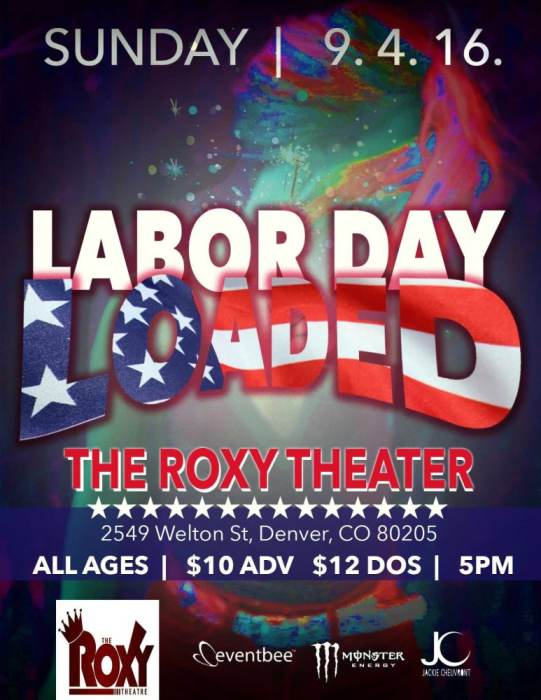 Labor Day Loaded