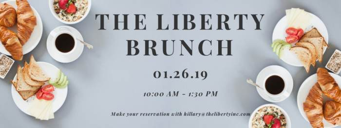 Brunch at The Liberty
