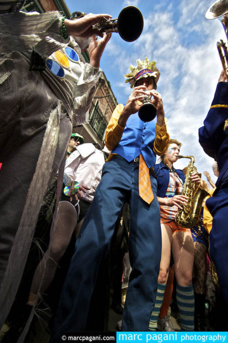 Panorama Brass Band | Helen Gillet