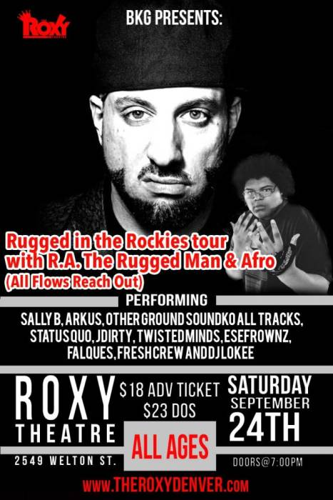 R.A. The Rugged Man & Afro