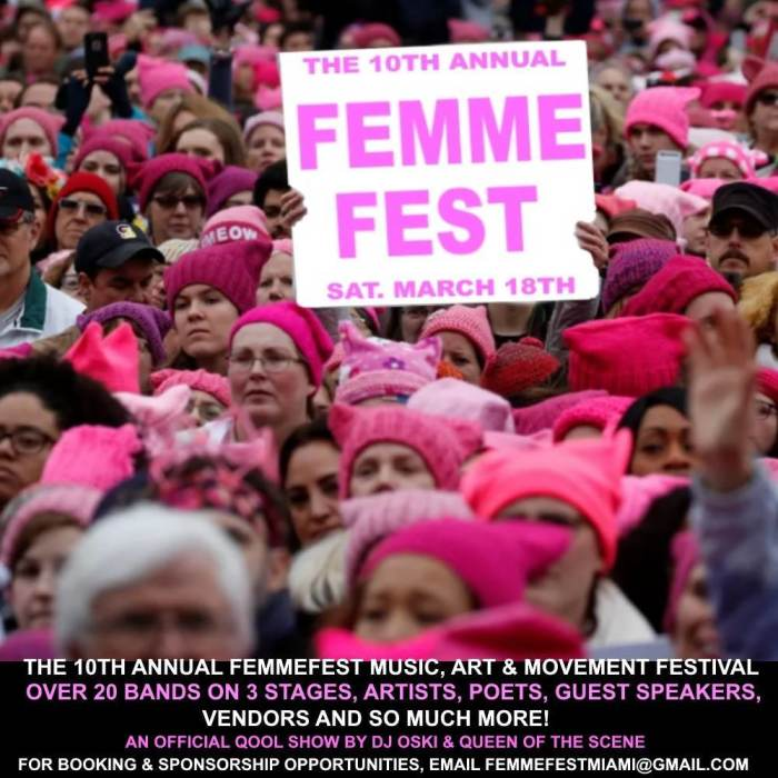 10th Annual Femme Fest