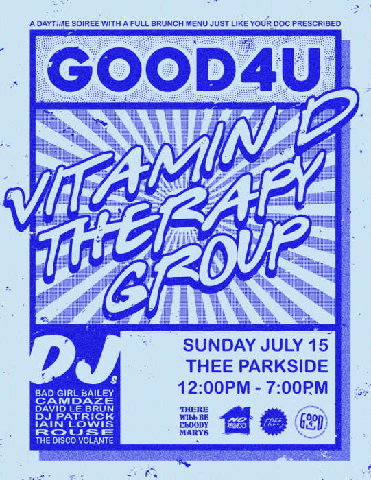 Good4U Day Party!!