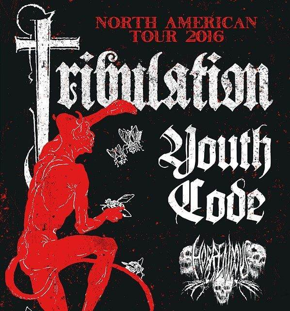 Tribulation, Youth Code, Horrendous