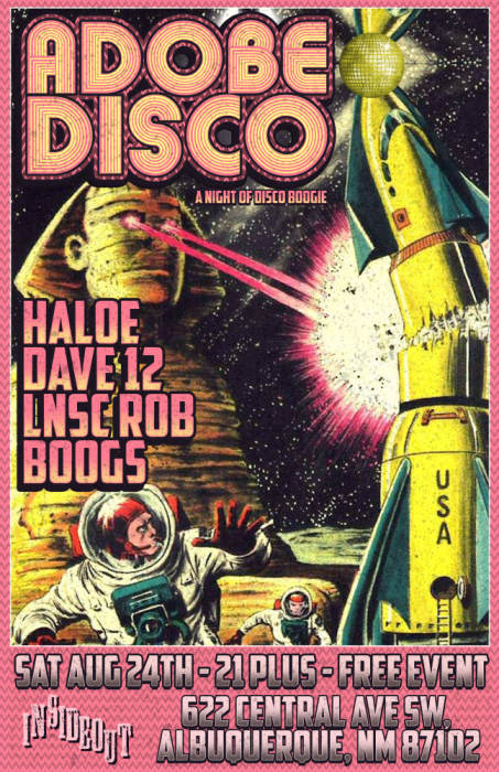 Adobe Disco - A Night of Disco Boogie